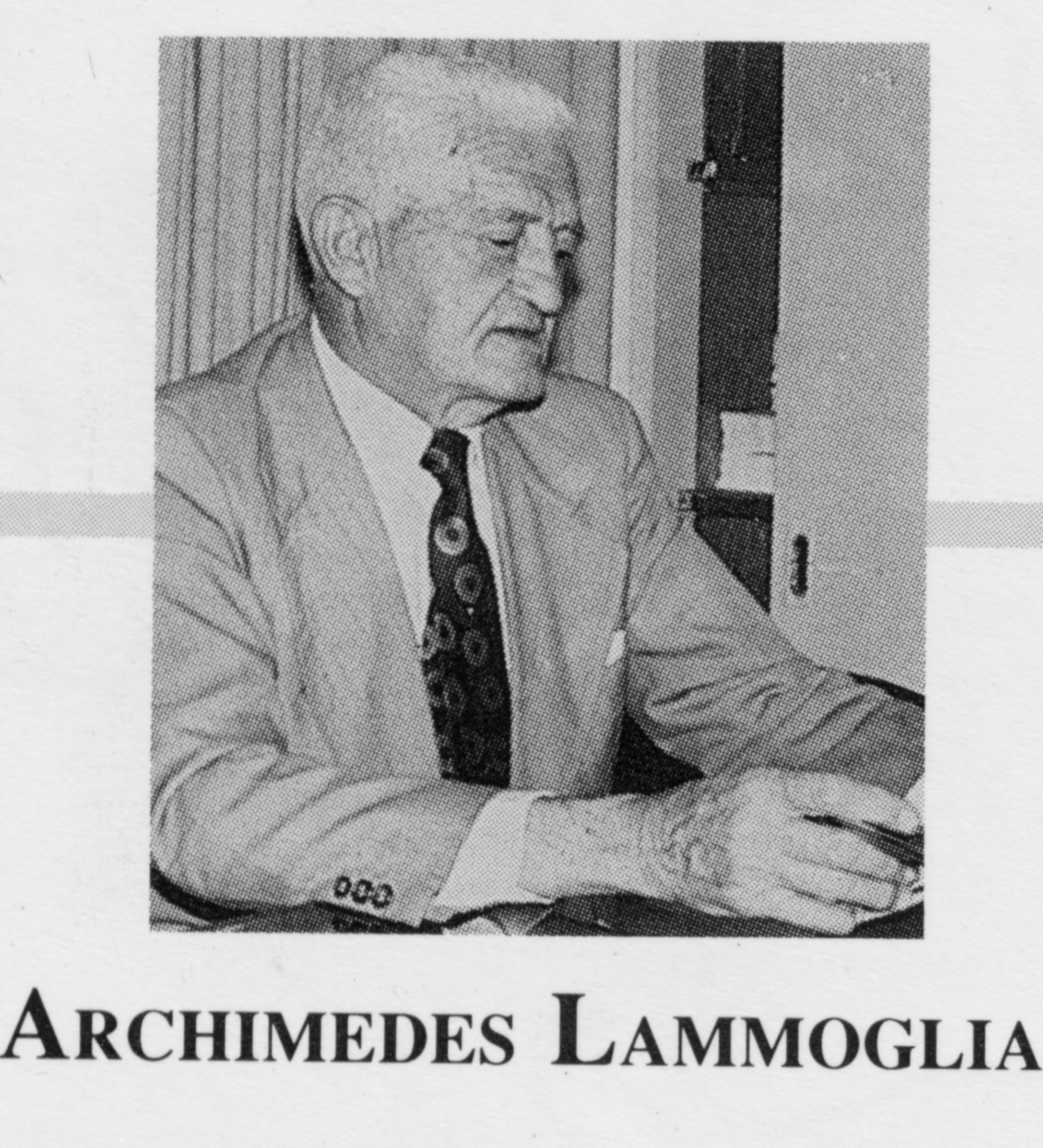 Archimedes Lammoglia