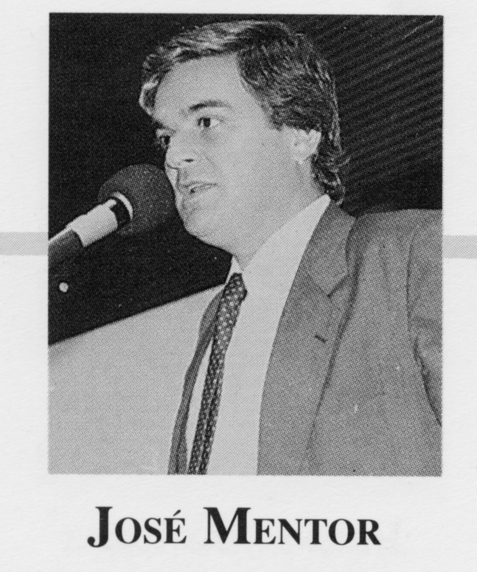 José Mentor
