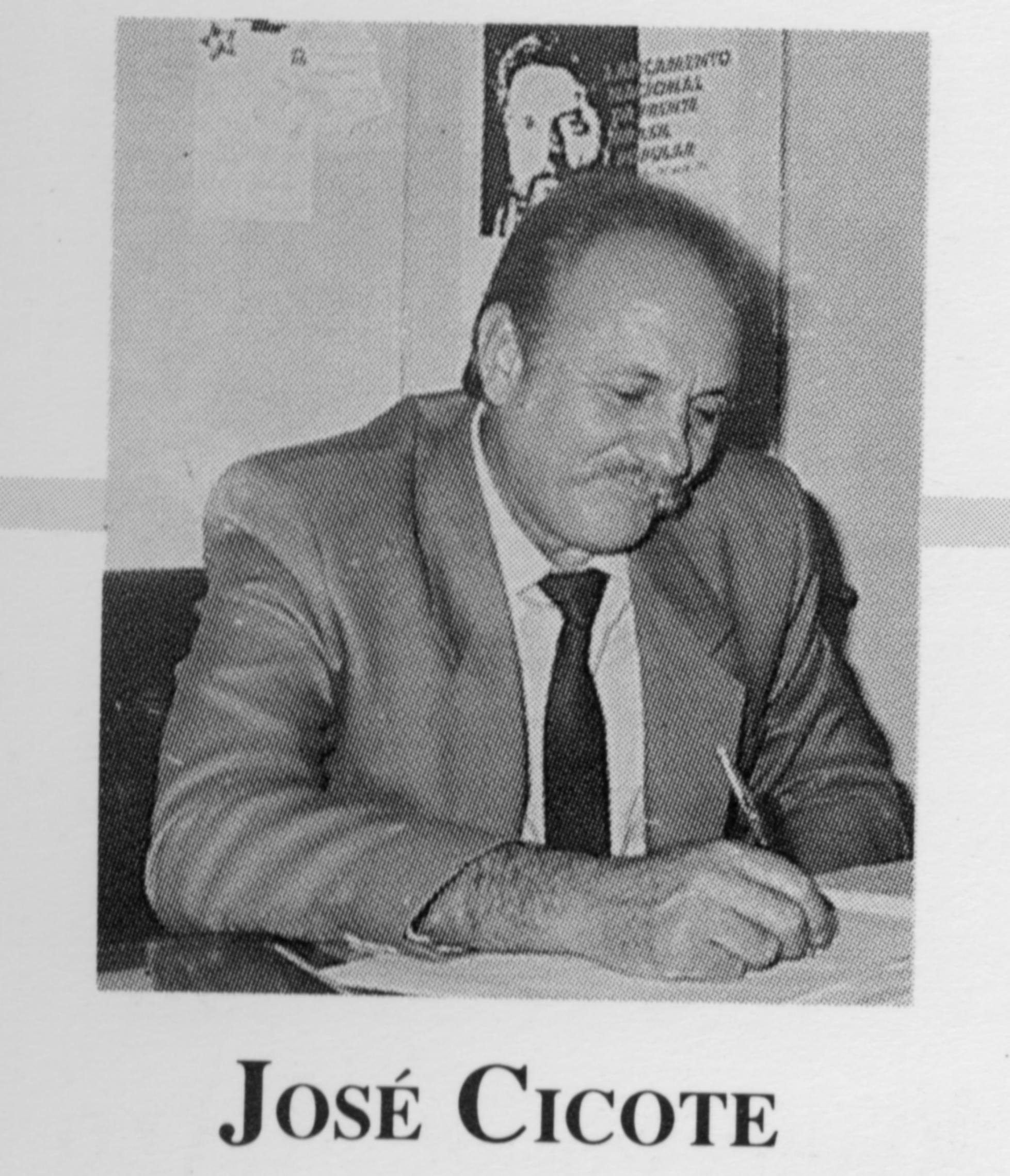 José Cicote