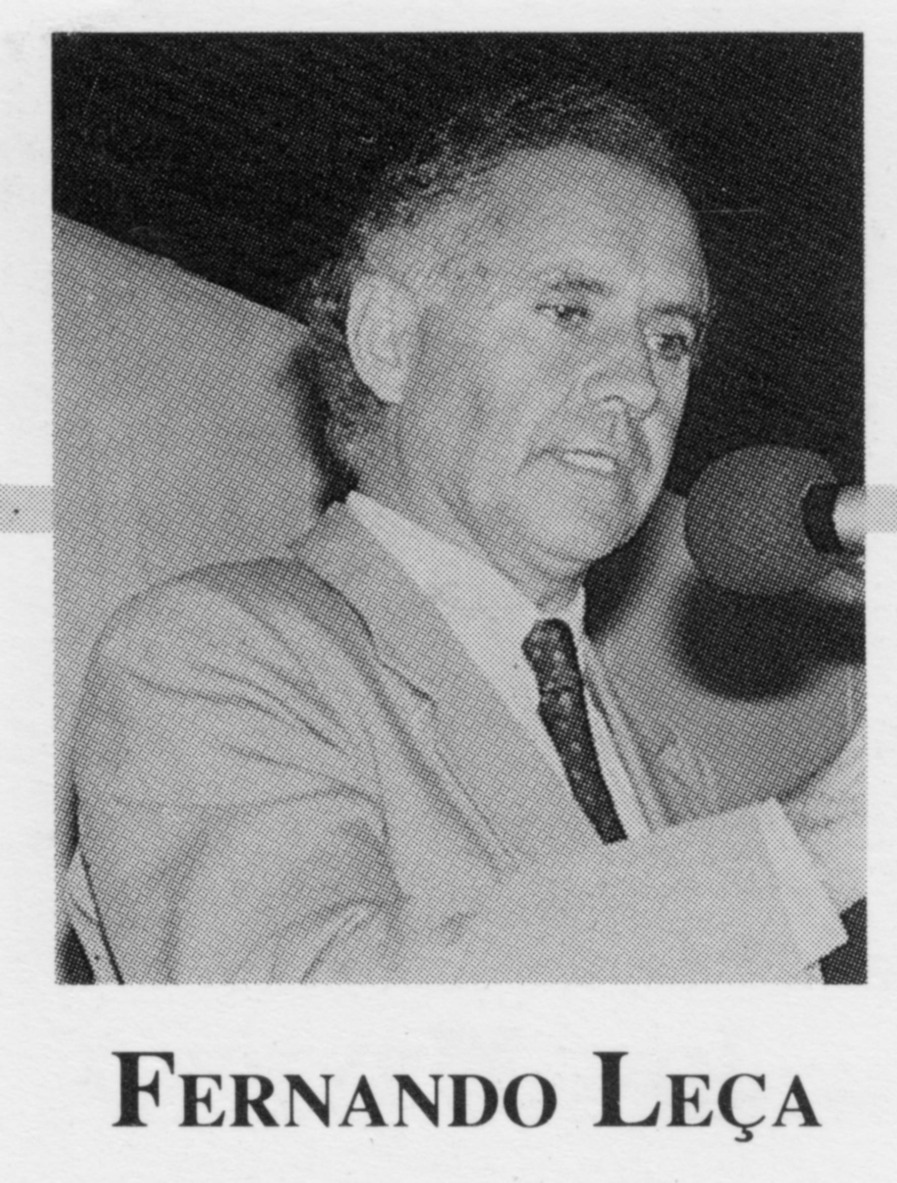 Fernando Leça