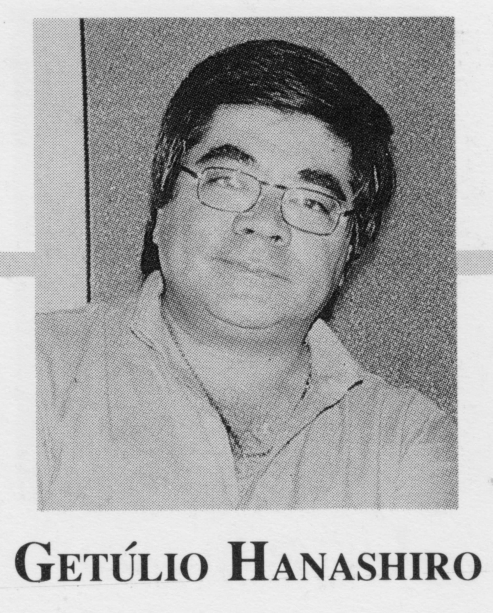 Getúlio Hanashiro