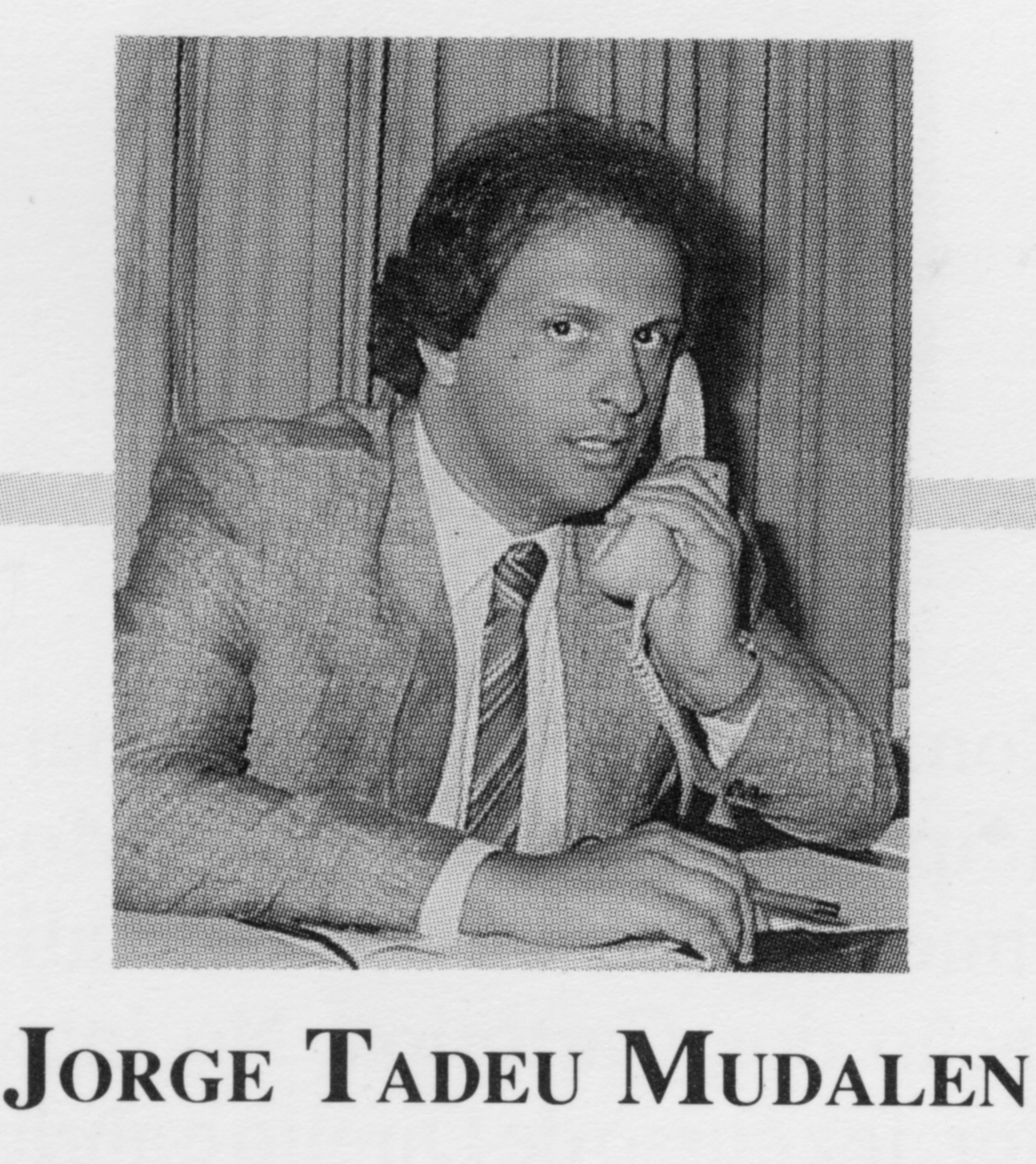 Jorge Tadeu Mudalen