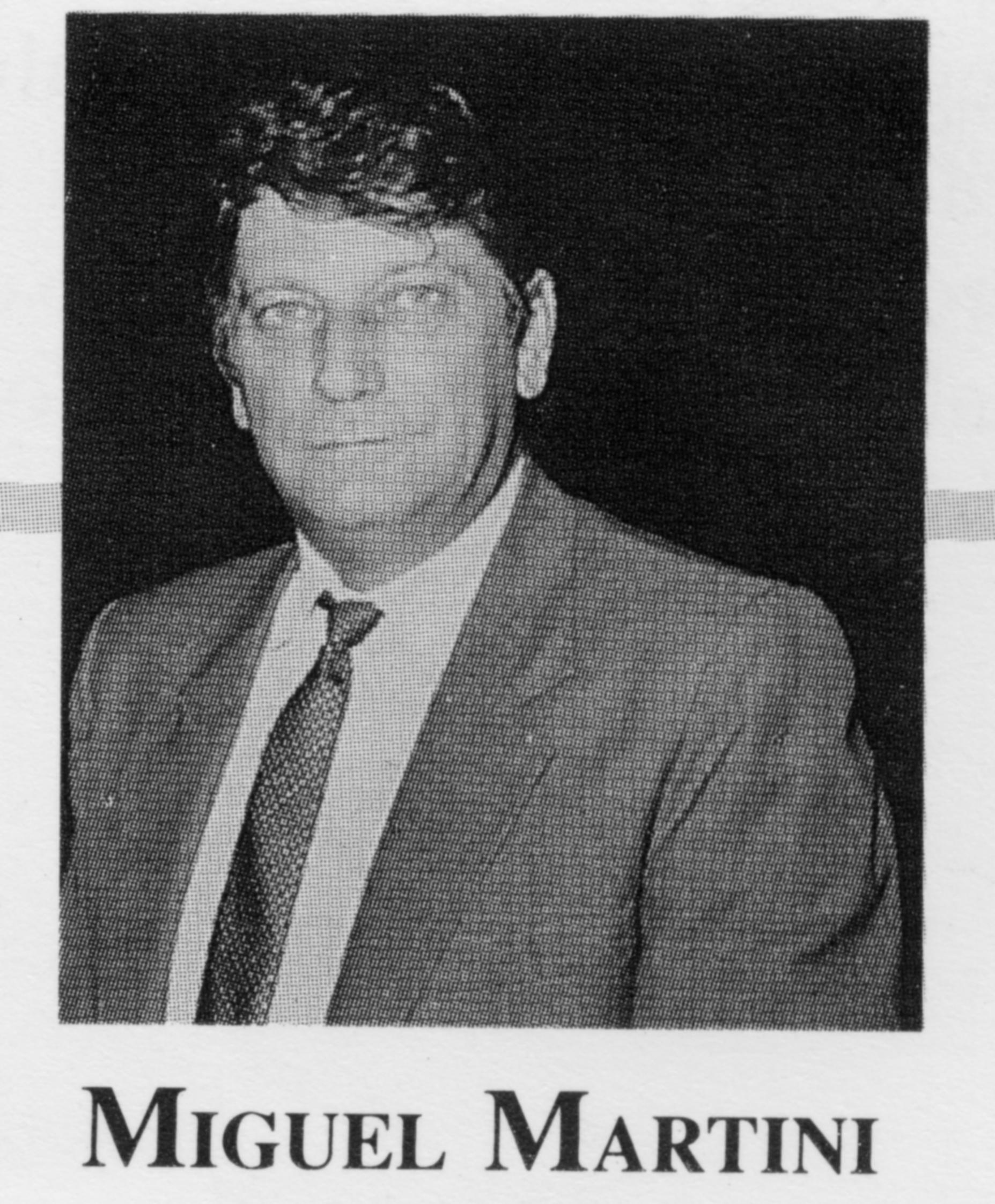 Miguel Martini