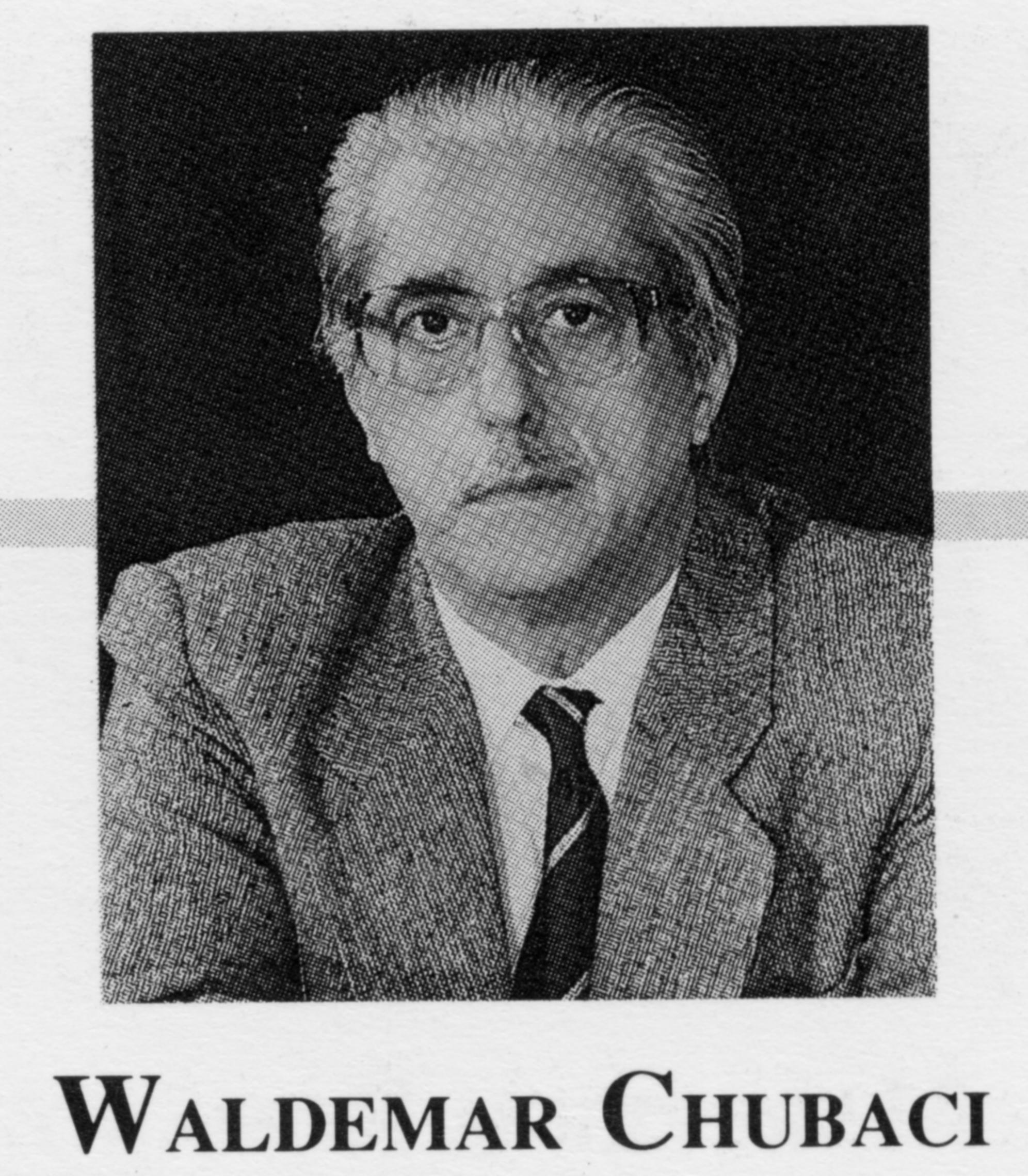 Waldemar Chubaci