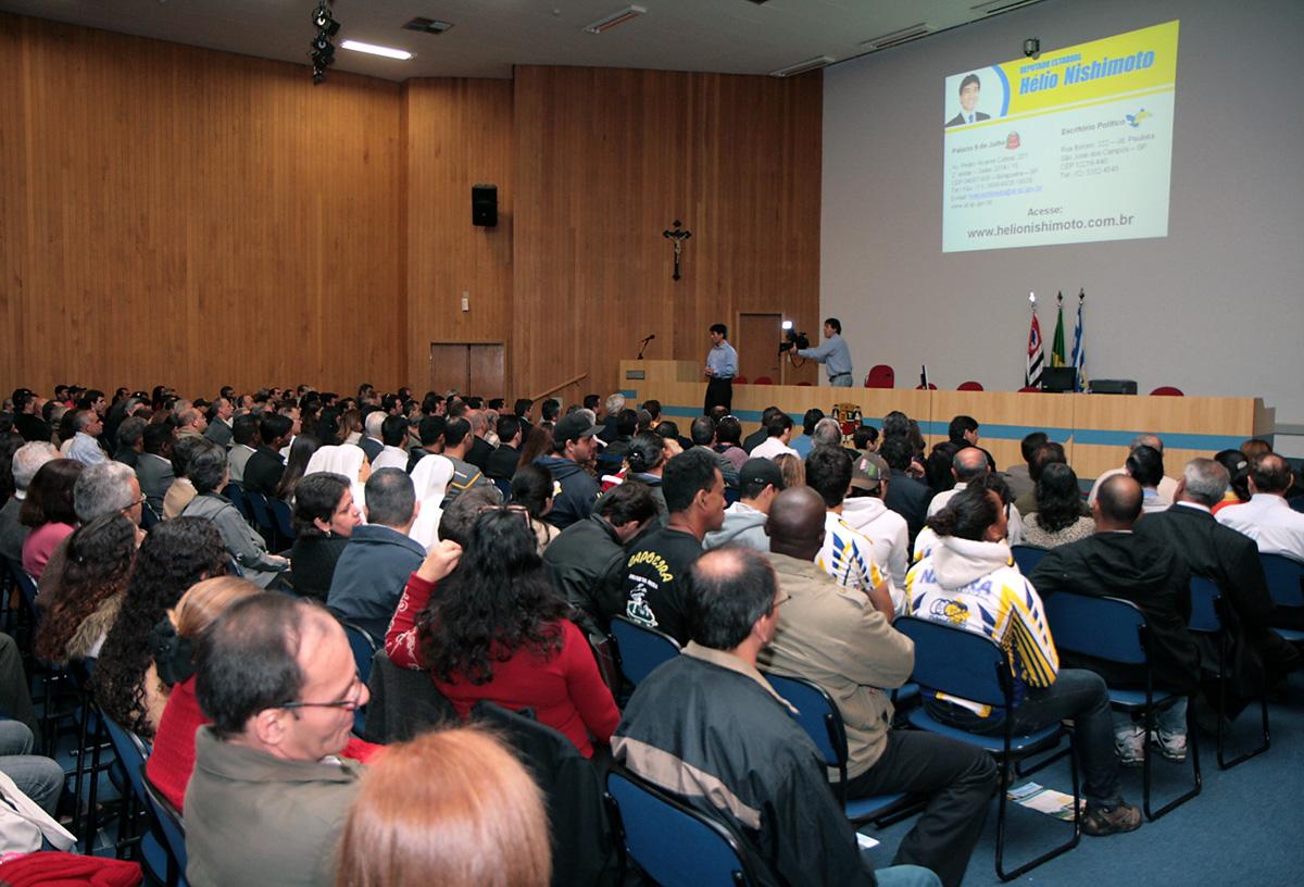 Público lota plenário da Câmara de São José dos Campos<a style='float:right' href='https://www3.al.sp.gov.br/repositorio/noticia/06-2009/HELIOSISHIMOTO.jpg' target=_blank><img src='/_img/material-file-download-white.png' width='14px' alt='Clique para baixar a imagem'></a>