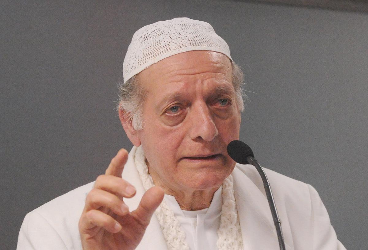 Babalorixá Jamil Rachid
