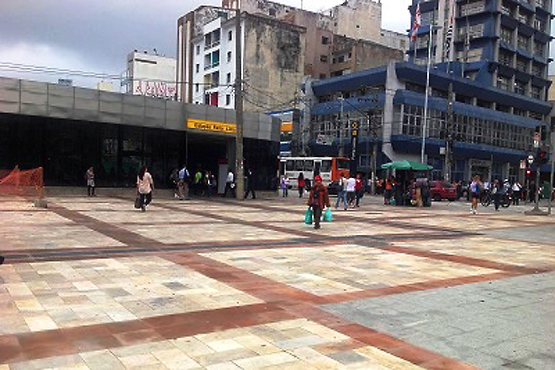 Imagem do Largo da Batata