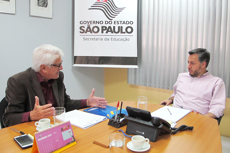 Roberto Engler e João Cury