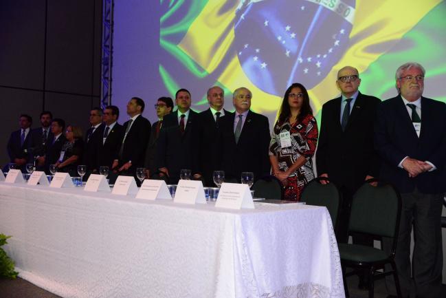 Cerimônia marca abertura do 35° Congresso Internacional de Odontologia de São Paulo