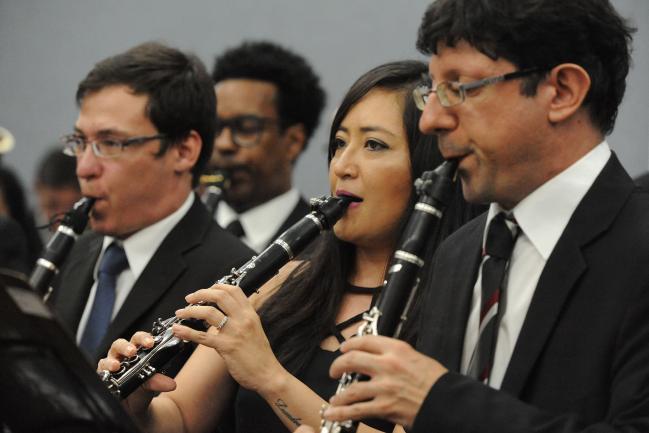 Apresentação da Banda Sinfônica do Estado de São Paulo