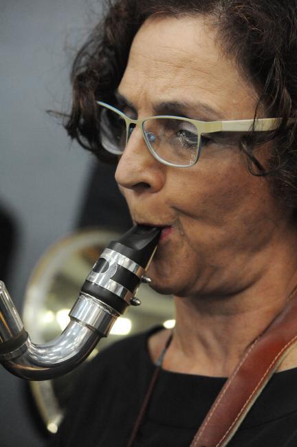 Componente da Banda Sinfônica do Estado de São Paulo