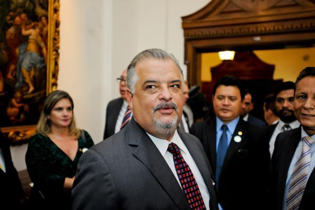 Marcio França, vice-governador no Palácio dos Bandeirantes