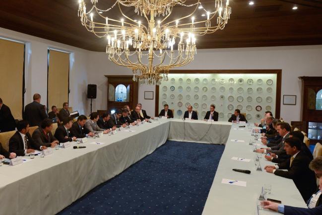 Presidentes dos legislativos estaduais pedem apoio para aprovação da PEC 47