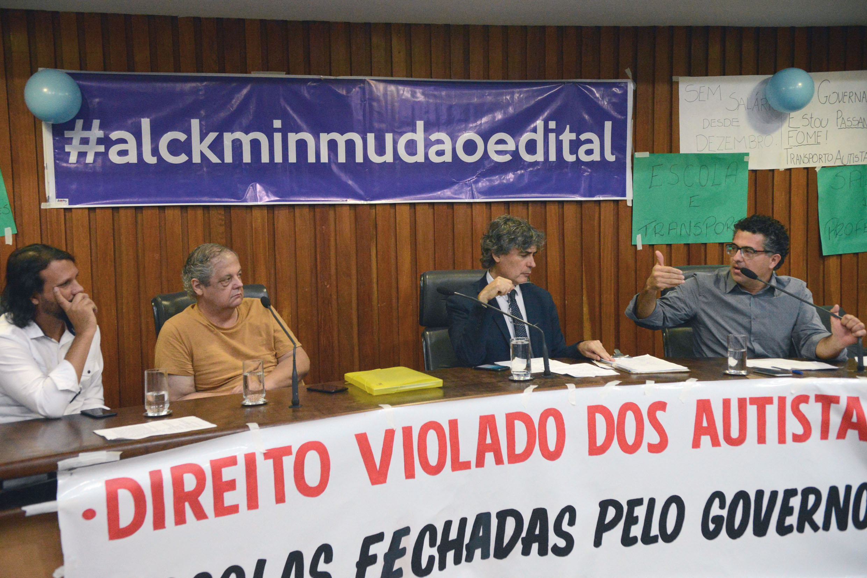 Lucelmo Lacerda Natca, Ricardo Mazzovetto, Carlos Giannazi e Alencar Santana<a style='float:right' href='https://www3.al.sp.gov.br/repositorio/noticia/N-02-2018/fg217759.jpg' target=_blank><img src='/_img/material-file-download-white.png' width='14px' alt='Clique para baixar a imagem'></a>