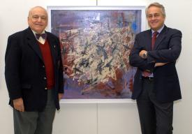 Emanuel von Lauenstein Massarani e Joseph Pace