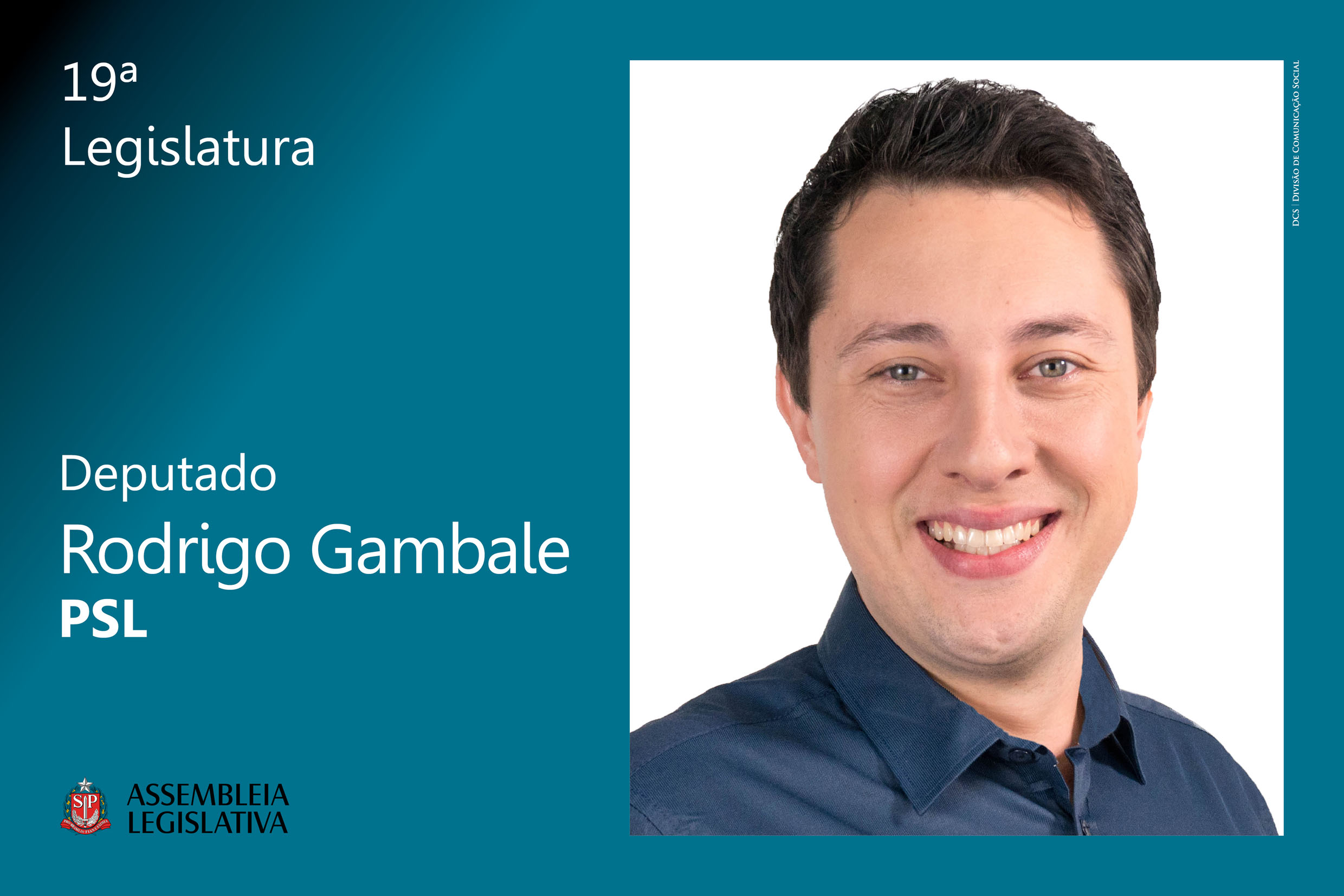Rodrigo Gambale (PSL)<a style='float:right' href='https://www3.al.sp.gov.br/repositorio/noticia/N-03-2019/fg231265.jpg' target=_blank><img src='/_img/material-file-download-white.png' width='14px' alt='Clique para baixar a imagem'></a>