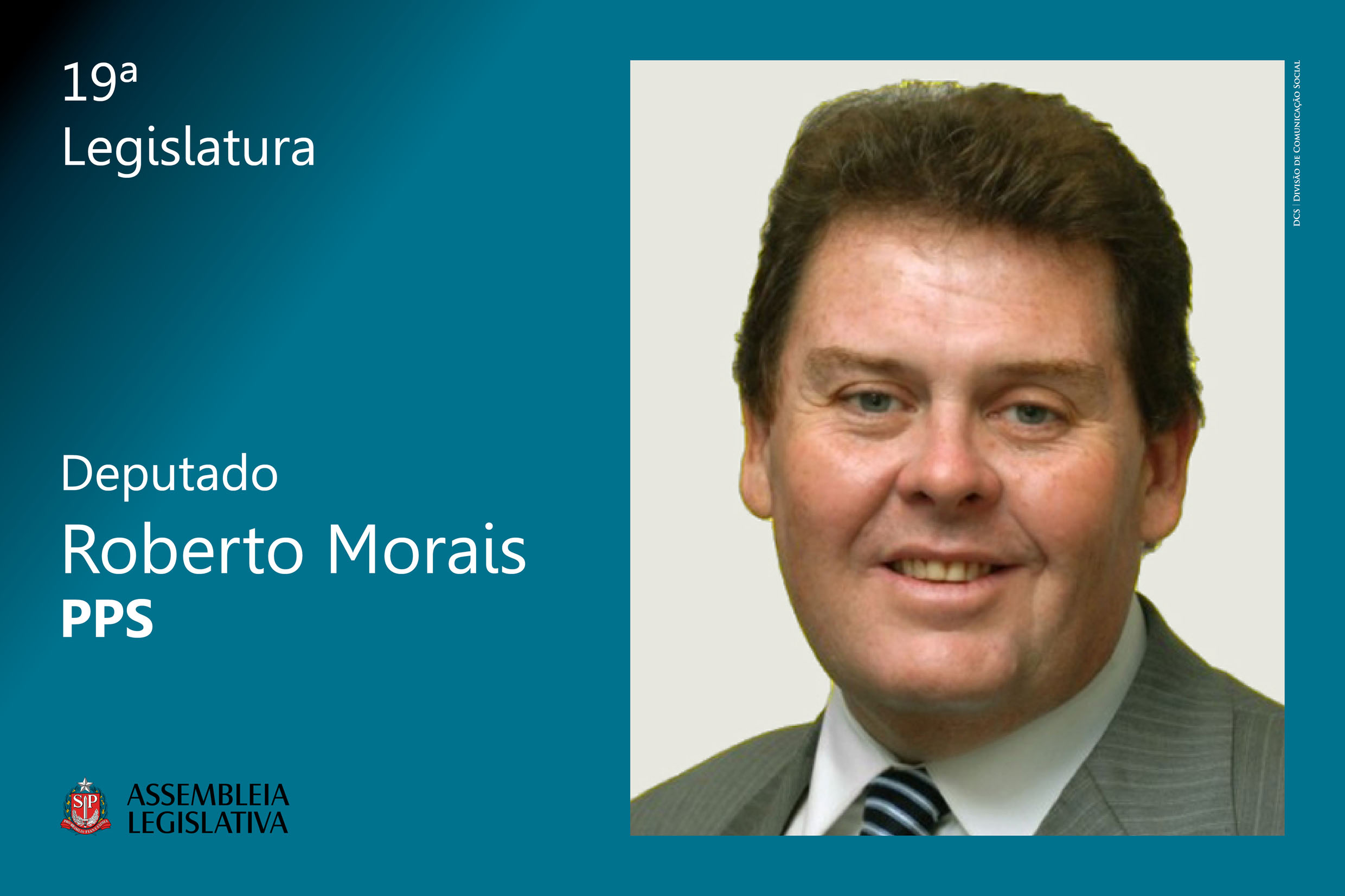 Roberto Morais (PPS)<a style='float:right' href='https://www3.al.sp.gov.br/repositorio/noticia/N-03-2019/fg231266.jpg' target=_blank><img src='/_img/material-file-download-white.png' width='14px' alt='Clique para baixar a imagem'></a>