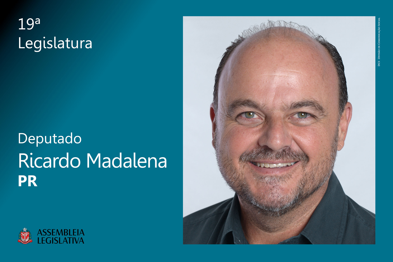 Ricardo Madalena (PR)<a style='float:right' href='https://www3.al.sp.gov.br/repositorio/noticia/N-03-2019/fg231270.jpg' target=_blank><img src='/_img/material-file-download-white.png' width='14px' alt='Clique para baixar a imagem'></a>
