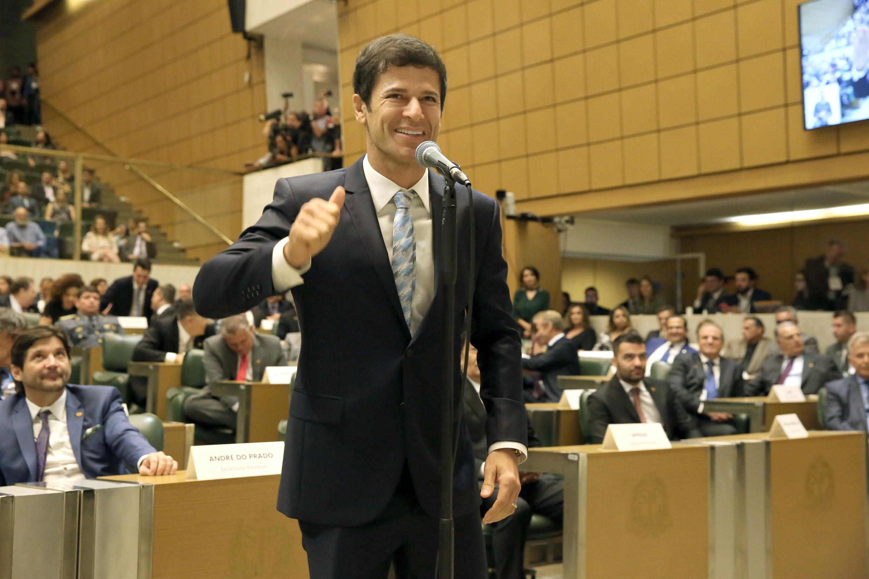 Rogério Nogueira (DEM)<a style='float:right' href='https://www3.al.sp.gov.br/repositorio/noticia/N-03-2019/fg231804.jpg' target=_blank><img src='/_img/material-file-download-white.png' width='14px' alt='Clique para baixar a imagem'></a>