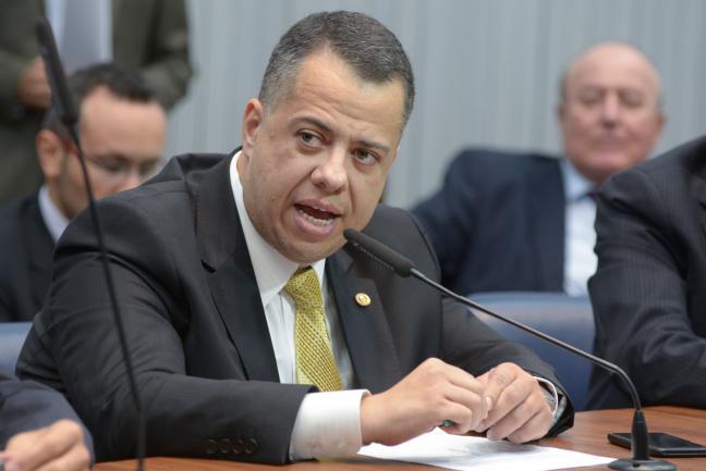 Para o cargo de vice-presidente, foi eleito o deputado Wellington Moura (PRB)