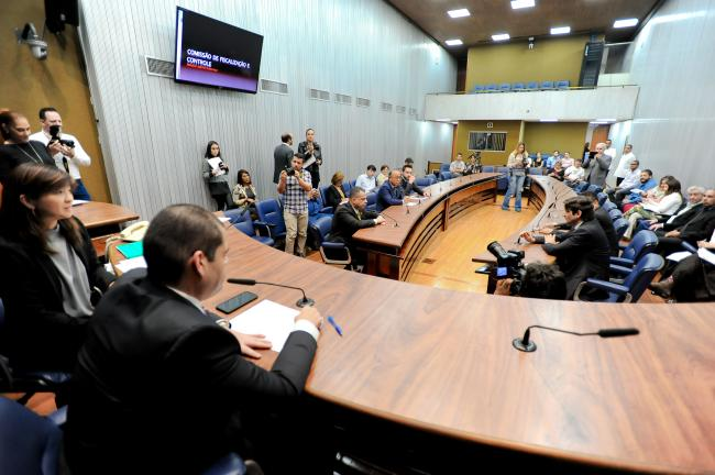 Comissão de  Fiscalização e Controle