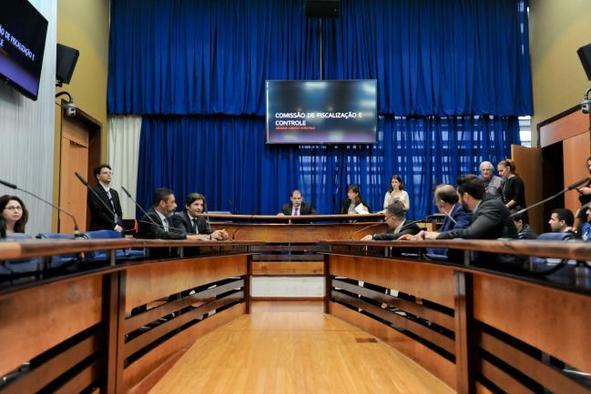 Reunião da Comissão de Fiscalização e Controle