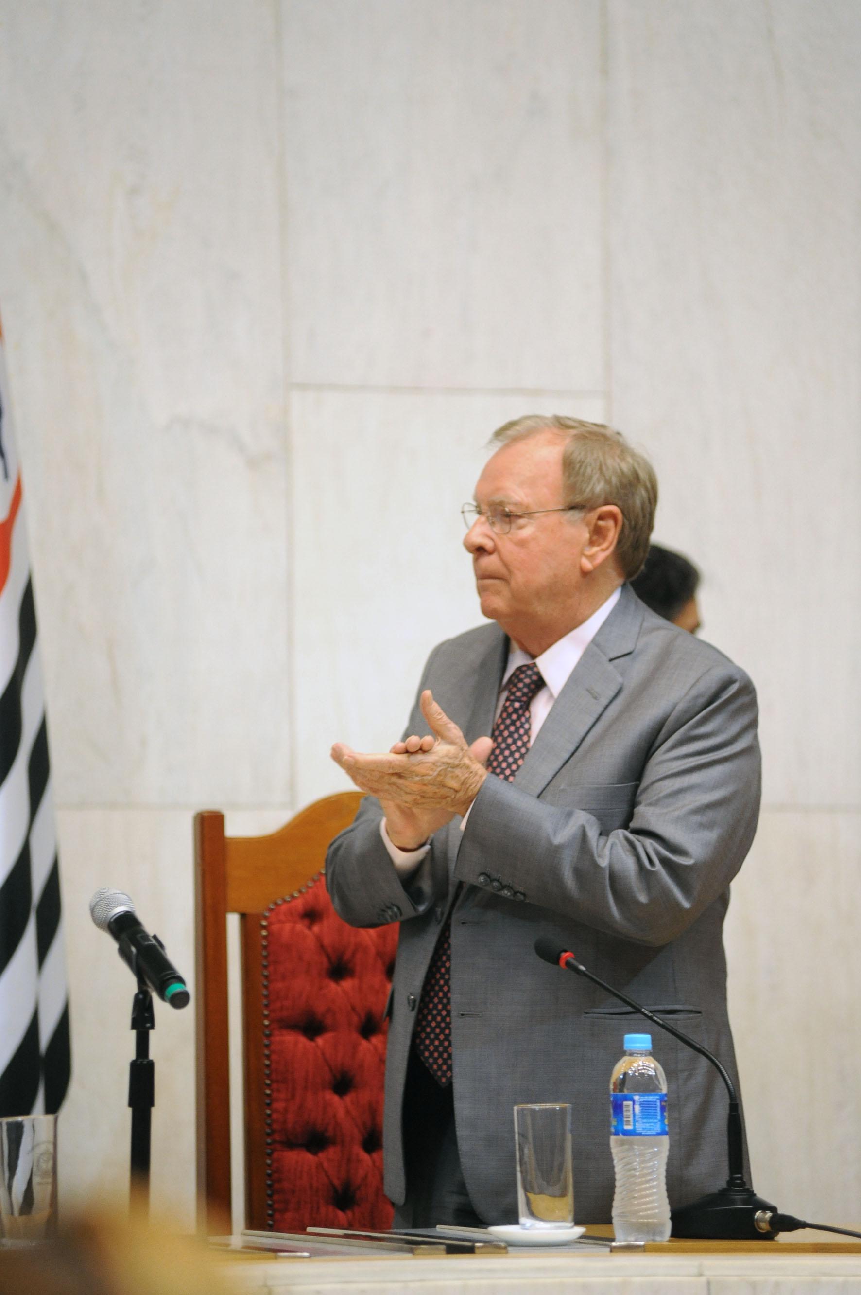 2º secretário, Estevam Galvão