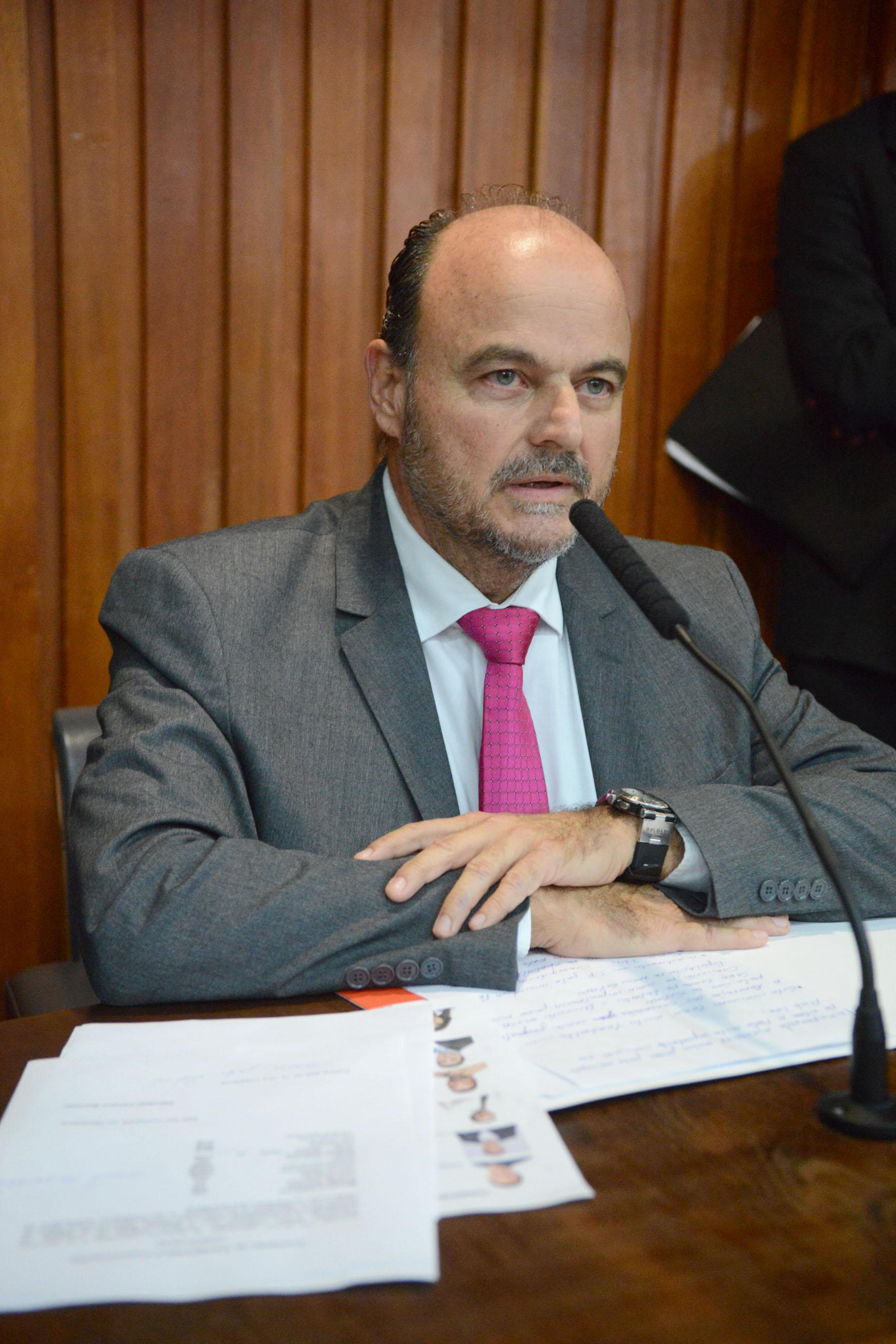 Ricardo Madalena presidente eleito da comissão<a style='float:right' href='https://www3.al.sp.gov.br/repositorio/noticia/N-04-2019/fg232921.jpg' target=_blank><img src='/_img/material-file-download-white.png' width='14px' alt='Clique para baixar a imagem'></a>