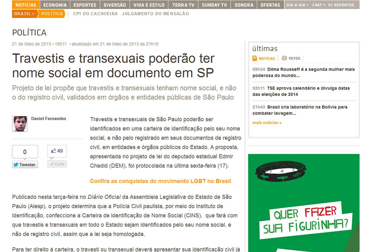 Subsalas de Travestis