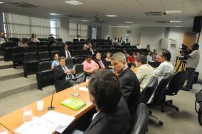 Programa de Regulariza��o Ambiental em debate na Reuni�o da Comiss�o de Meio Ambiente e Desenvolvimento Sustent�vel da Assembleia