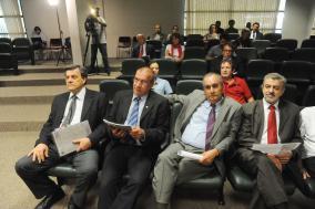 Roberto Massafera, Feliciano Filho, José Zico Prado e Marcos Martins