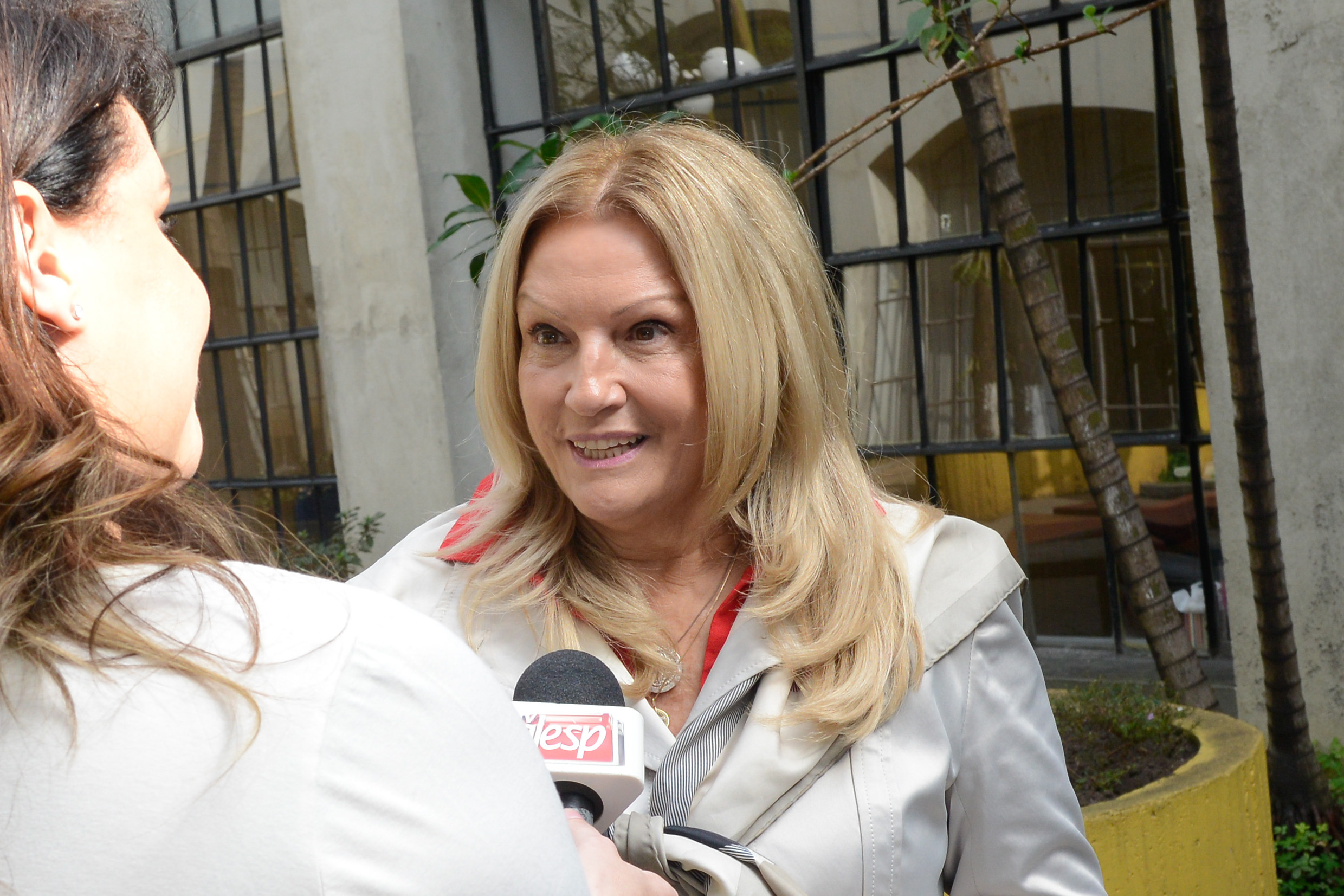 Maria Lucia Amary concede entrevista <a style='float:right' href='https://www3.al.sp.gov.br/repositorio/noticia/N-05-2015/fg170686.jpg' target=_blank><img src='/_img/material-file-download-white.png' width='14px' alt='Clique para baixar a imagem'></a>