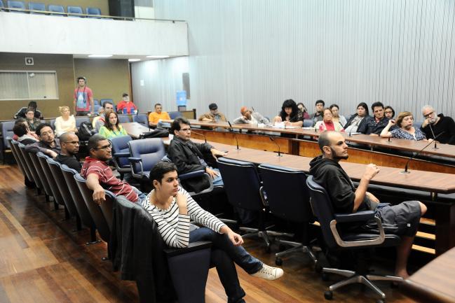 Audiência pública sobre mudanças na educação