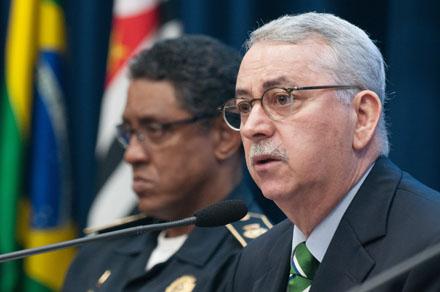 Guardas Civis Municipais debatem prevenção de drogas
