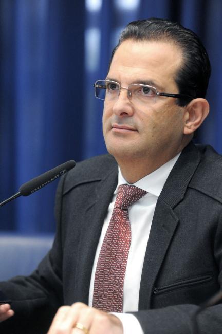 Edmir Chedid preside a CPI