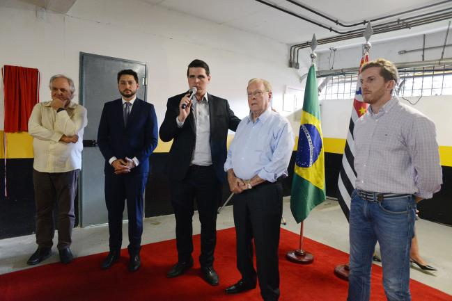 Carlos Ojeda,Marcos Vinholi,Macris,Estevam Galvão e Rogério Ditrich