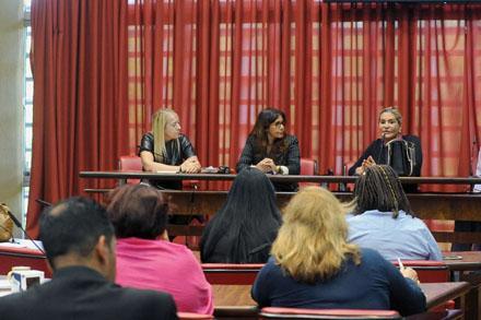 Reunião define plano de ações para a Virada Feminina