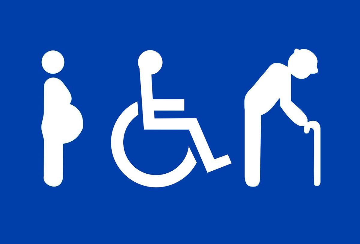 maior em estacionamentos para gestantes deficientes e idosos #003EA8 1200 815