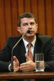 Renato Bignami, coordenador do programa de erradicação do trabalho escravo do MTE em São Paulo