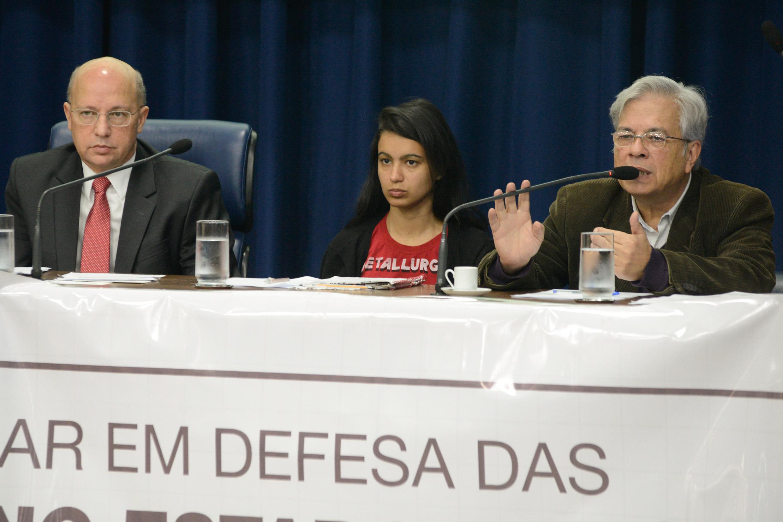 Reunião da Frente Parlamentar em Defesa das Universidades Públicas no Estado de São Paulo<a style='float:right' href='https://www3.al.sp.gov.br/repositorio/noticia/N-06-2016/fg191929.jpg' target=_blank><img src='/_img/material-file-download-white.png' width='14px' alt='Clique para baixar a imagem'></a>