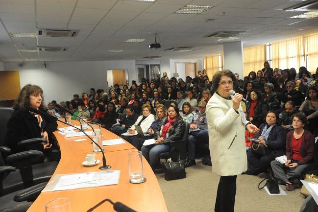 Ivete Boulos, coordenadora do Núcleo de Atendimento a Vítimas de Violência Sexual (Navis) do Hospital das Clínicas
