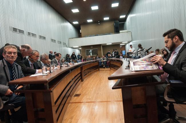 Comissão de Finanças, Orçamento e Planejamento