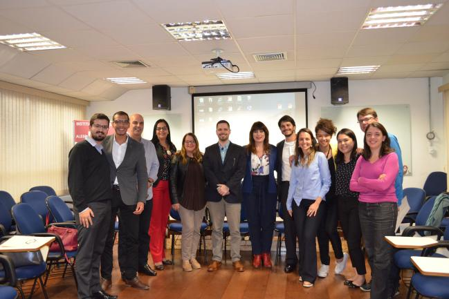 ILP promove palestra de apoio a políticas públicas