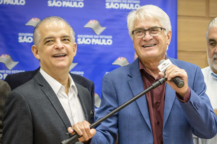 Governador anuncia Conservatório Musical de Franca