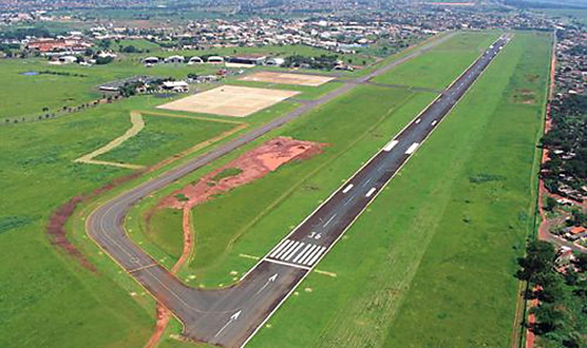 Aeroporto Sp : Investimentos na modernização de aeroportos regionais