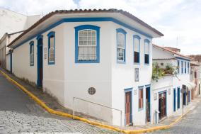 Casa de Frei Galvão em Guaratinguetá