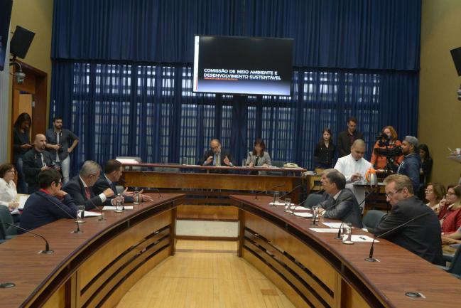 Reunião da Comissão de Meio Ambiente e Desenvolvimento Sustentável