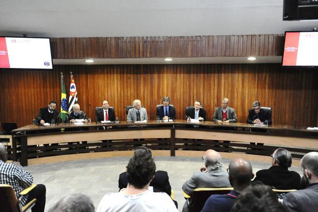 Cesar Almeida, Álvaro Zocchio, Valter Acioli, Leonídio Ribeiro, Carlos Giannazi, Edson Navarro, Armando Henrique e Gilberto Kfouri