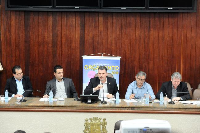 Alexandre Mustafa, Gustavo Martinelli, Junior Aprillanti, Eduardo Alvarez e Enio Tatto