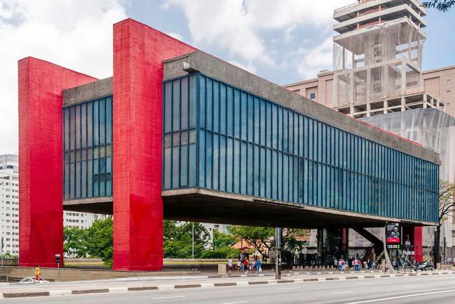 Museu de Arte de São Paulo Assis Chateaubriand - MASP.